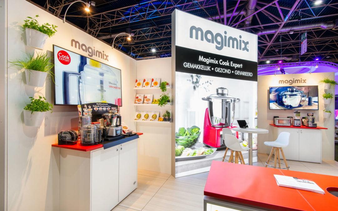 Magimix – Gezondheidbeurs